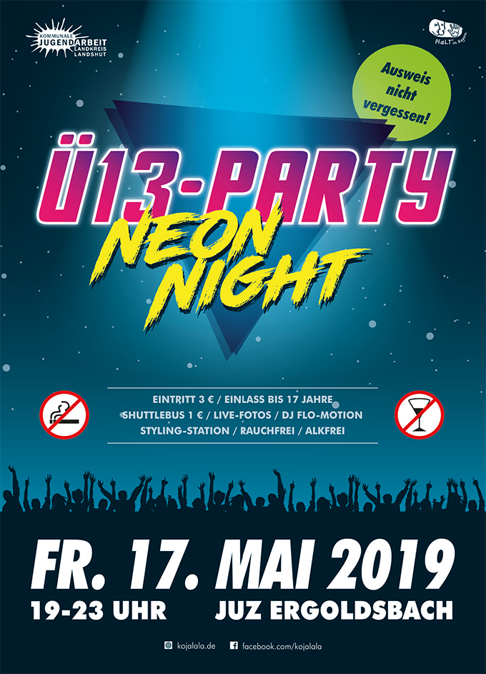 UE13 PARTY 2019 FLYER 20190318 1